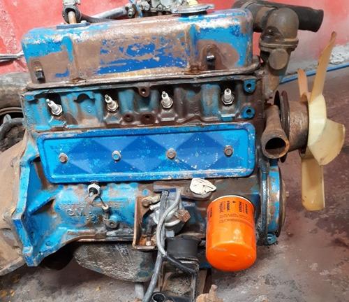 Motor Opala 4cc 151s Com Ou Sem Caixa