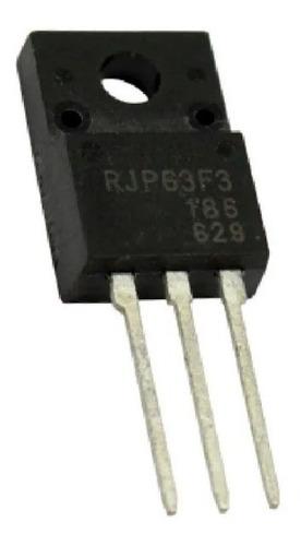Rjp63f3 Transistor Igbt Rjp 63f3 Tv Plasma Panasonic Nuevos