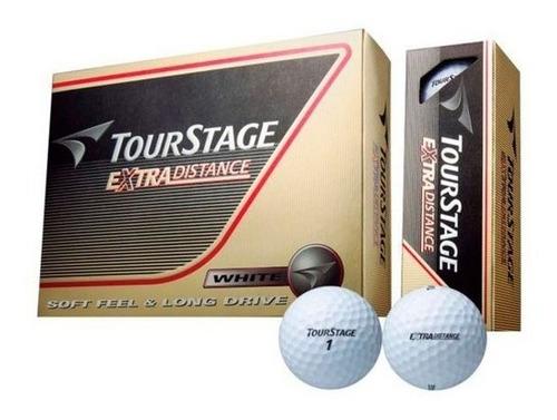 Bolas De Golfe Tourstage - Extra Distance - Caixa C/ 12 Unid