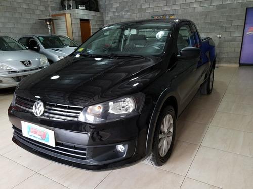Volkswagen Saveiro 1.6 Gp Cd 101cv Pack High 2016