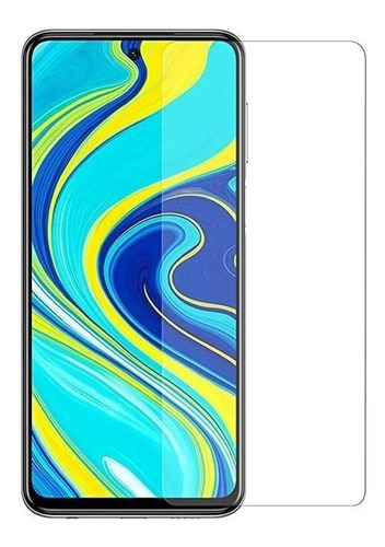 Lamina Vidrio Templado Xiaomi Redmi 9c