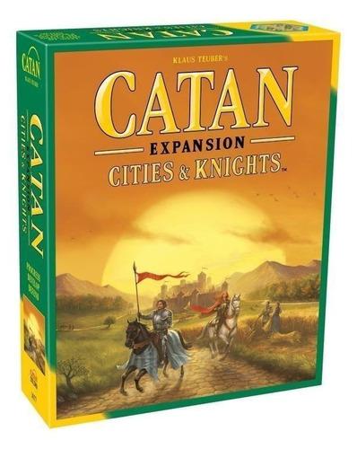 Juego De Mesa Catan Cities And Knights (expansión)