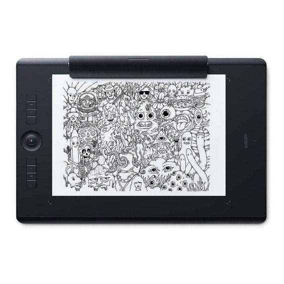Tableta gráfica Wacom Intuos Pro Paper Edition L PTH-860P Black