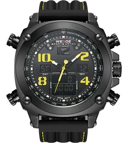 Relógio Masculino Anadigi Weide A10699