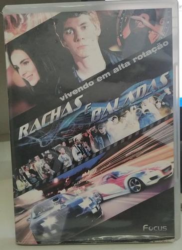 Rachas E Baladas Dvd Original
