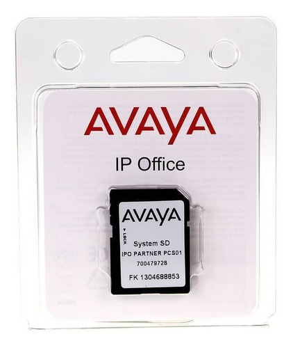 Avaya - Sd Card Súper Oferta