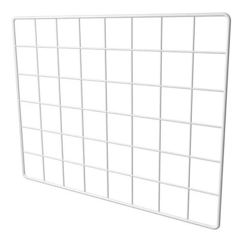 Memory Board Tela Aramado 30x40 Branco 15 Mini prendedores