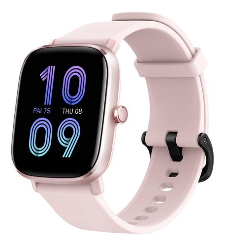 Relógio Smartwatch Amazfit Gts 2 Mini A2018 Bluetooth Rose