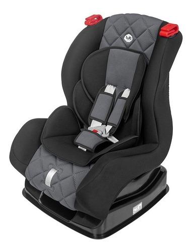 Cadeira Infantil Para Carro Tutti Baby Poltrona Atlantis Preto E Cinza