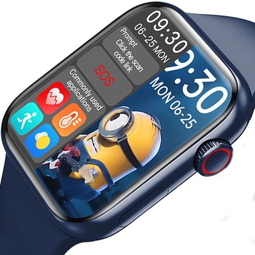 Smartwatch Hw16 Relógio Inteligente Recebe E Faz Ligações