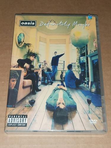 Oasis - Definitely Maybe (2 Dvd Imp Usa)