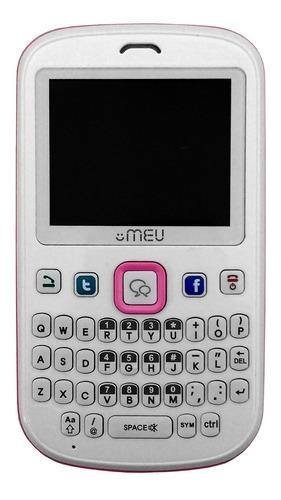 Celular Simples Meu 2 Chips Dual Teclado Tecla Qwerty Usado