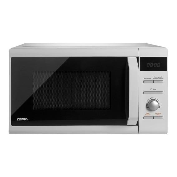 Microondas Atma Easy Cook MD1720N blanco 20L 220V