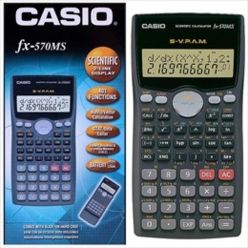 Calculadora Cientifica Casio Fx 570ms