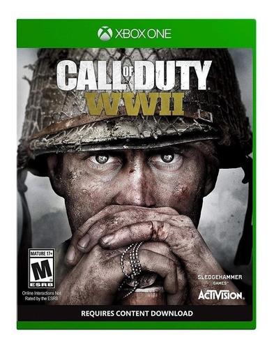 Call Of Duty: World War Ii Standard Edition Activision Xbox One Digital