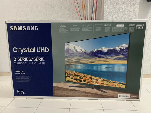 Smart Tv Led 55 Uhd 4k Samsung