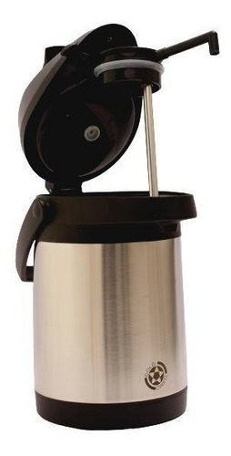 Garrafa Térmica Inox Com Alavanca Inquebrável 2,5 L P/terere