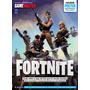 Revista Superpôster Xbox Edition Fortnite