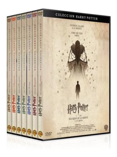 Harry Potter Boxset Dvd