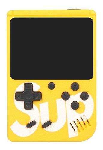 Consola Genérica Sup  Color Amarillo