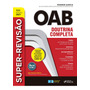 Livro Super revisão Oab Doutrina Completa 11ª Ed 202