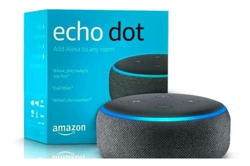 Alexa Echo Dot 3 Geração Assistente Virtual Português