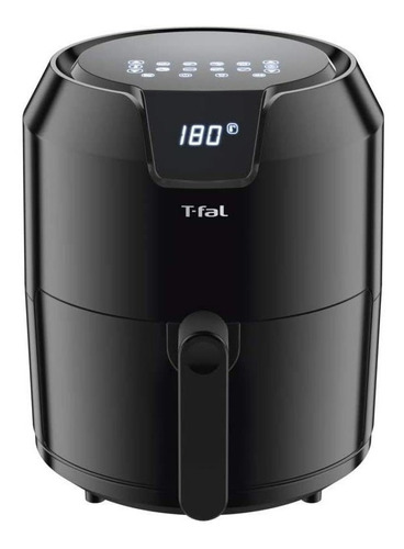 Freidora Eléctrica Sin Aceite T-fal Easy Fry 4.2l Negra