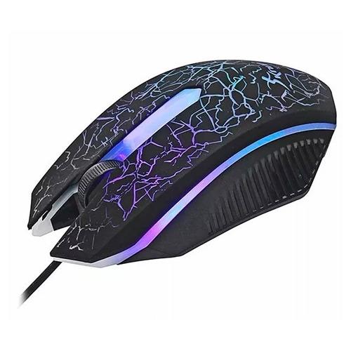Mouse Gamer Usb Optico Knup Kpv14 Com Led 1600dpi Led T22