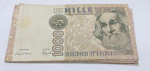 Billete Italia 1000 Liras