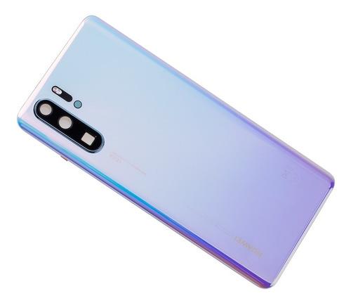 Tapa Huawei P30 Pro Breathing Crystal Glass Camara Original