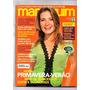 Revista Manequim Adriana Esteves Ano 2003 Nª 525 C/moldes