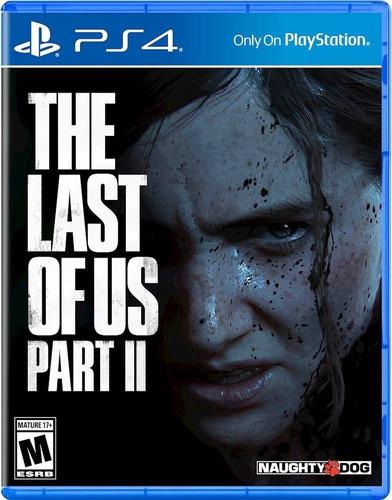 The Last Of Us Parte 2 Ps4 Fisico Español