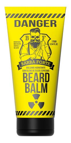 Bálsamo Danger Barba Forte Óleo Hidratante Beard Balm - 170g