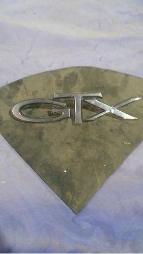 Emblema Lateral Traseiro Sinca Esplanada Gtx Original