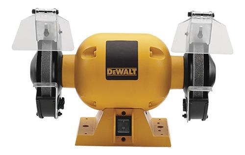 Amoladora De Banco Dewalt Dw752 Amarilla 373 W 220 V