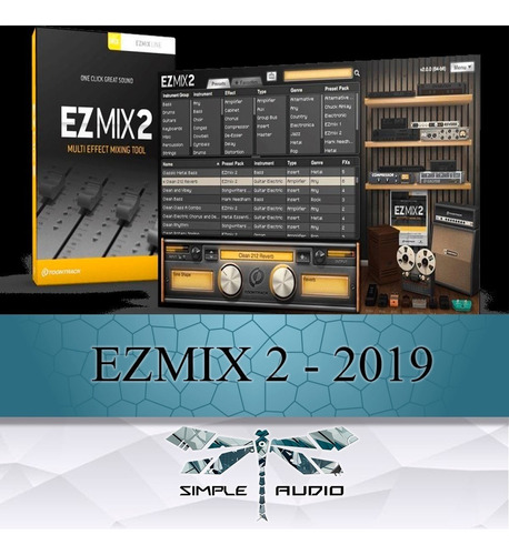 Ez Mix 2 Para Windows O Mac | Ezmix