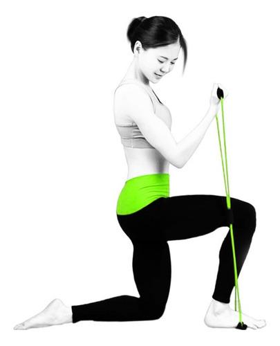 Elástico Tensão Exercício Treino Em Casa Ombro Braço Glúteos