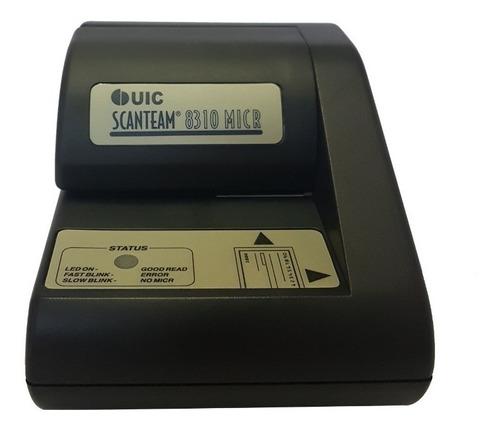 Lector De Cheques Uniform St 8310 - Uic - Usb Incluido