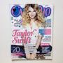 Revista Capricho N°1108 Taylor Swift Luan Santana Lindsay