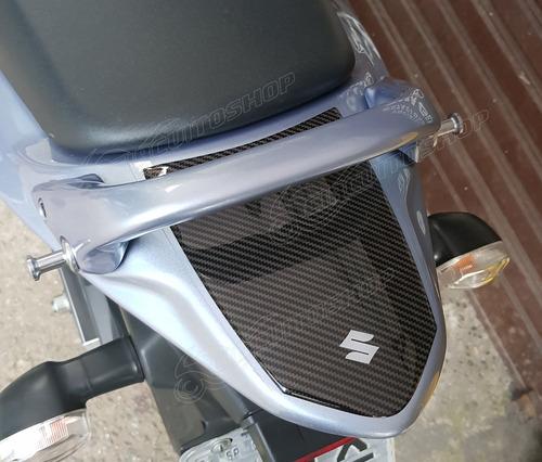 Adesivo Protetor Rabeta Ponta 3d Moto Suzuki Bandit 650 S N