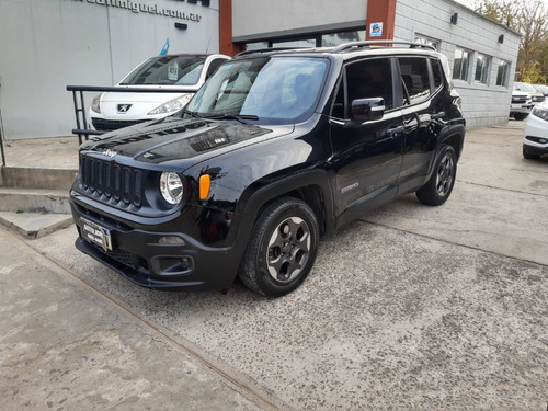 Jeep Renegade 1.8 Sport 2016 Impecable Estado Autolider
