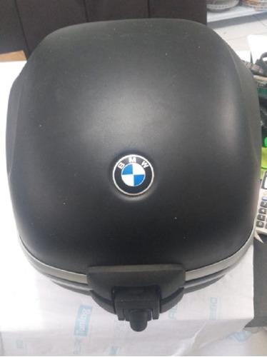 Baú Top Case Com Chaves Moto Bmw G650 R13 2008 À 2015
