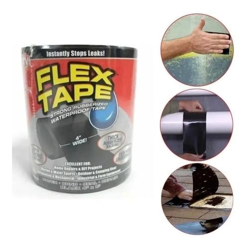 Flex Tape Cinta Impermeable Highpower