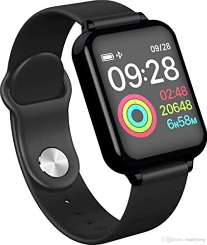 Relógio Smartwatch Fitness Saude Bluetooth Android / Ios