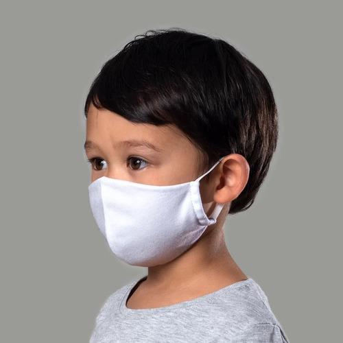 02 Kits 3 Máscaras Mash De Proteção Respiratória Infantil