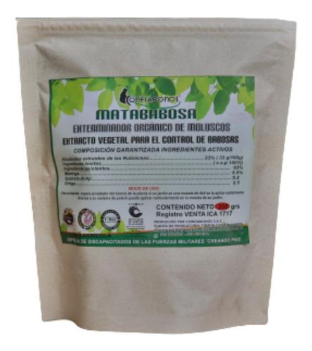 Matababosa (moluscos) Organico - 100gm (confiabonos Sas)
