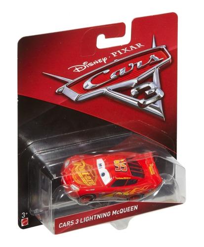 Cars 3 - Rayo Mcqueen - Original - Die Cast - Mattel