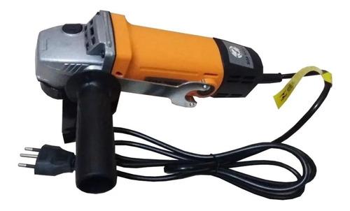 Esmerilhadeira Angular Siga Tools St115 De 50hz/60hz Laranja 600 W 220 V
