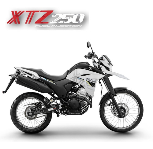Yamaha Xtz 250 Con Abs