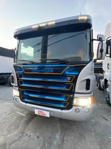 Scania P340 2011 4x2, Excelente!
